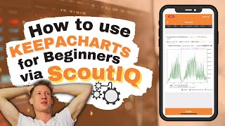 How to use keepa charts via ScoutIQ for beginners