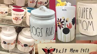 #raedunn Rae Dunn Hunting Spring 2019 / April 4-11 / Home Floral Mothers Brides Dogs Rule Canister