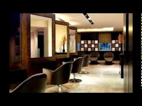Beauty salon design youtube for Design your own salon