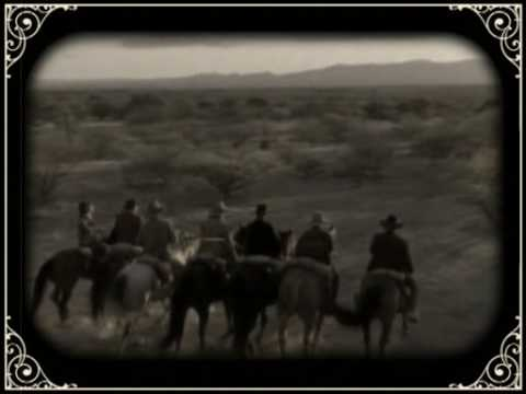 Wild Wild West - Magnificent Seven TV Series music video