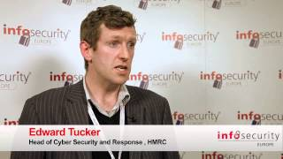 Edward Tucker, Head of Cyber Security and Response, HMRC