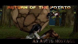 Return of the Potato: An Attack on Titan tribute game montage [Subreddit competition]