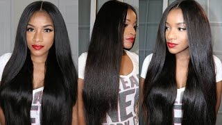 How-To: LAY a Lace Closure⎮Make Your Wig Look NATURAL!