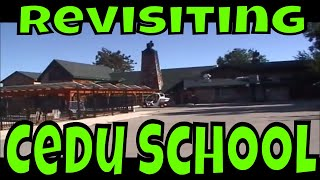 Cedu School - Revisiting a place of severe trauma