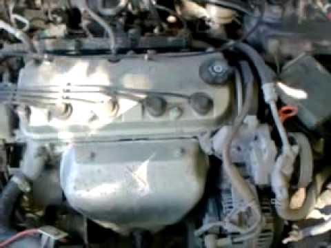 двигатель honda f22a7