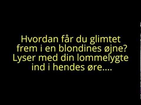 rakel nordtømme blogg nordnorske vitser