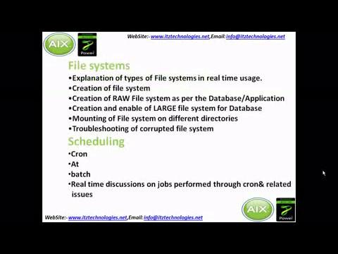 aix training online free