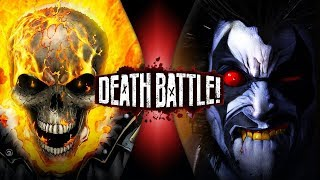 Download Ghost Rider VS Lobo (Marvel VS DC) | DEATH BATTLE! Mp3 and Videos