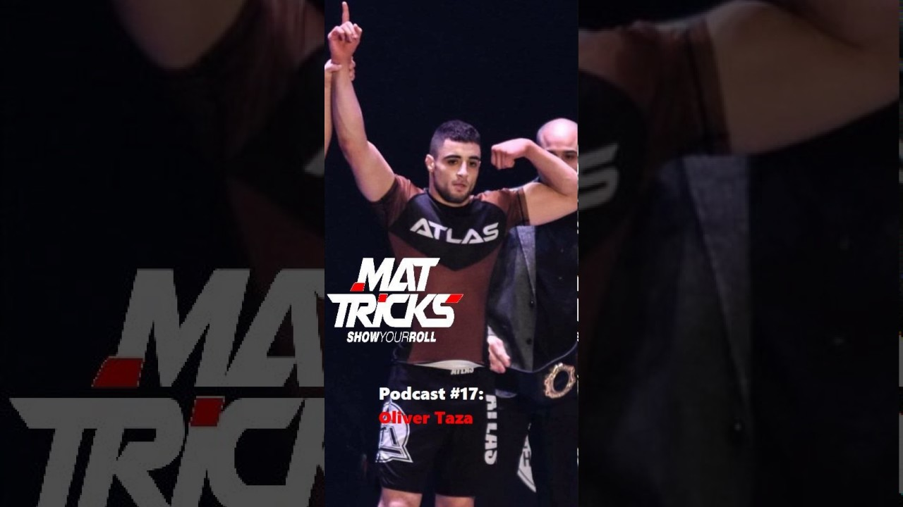 Oliver Taza Discusses Becoming a Professional Athlete and Training Under John Danaher