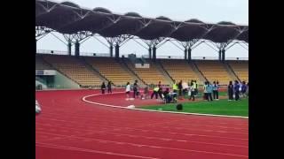 樂善堂聯校運動會男甲200米