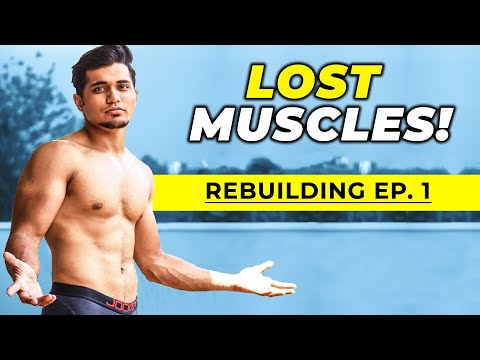 Here's The Truth! | Body Transformation Ep 1