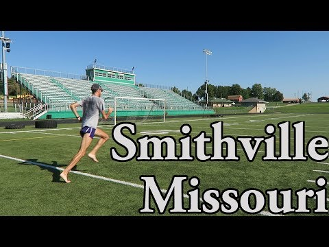 A Week of Training Back Home (Smithville, Missouri) || Distance Runner Vlog