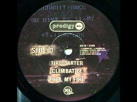 The Prodigy  firestarter HQ vinyl