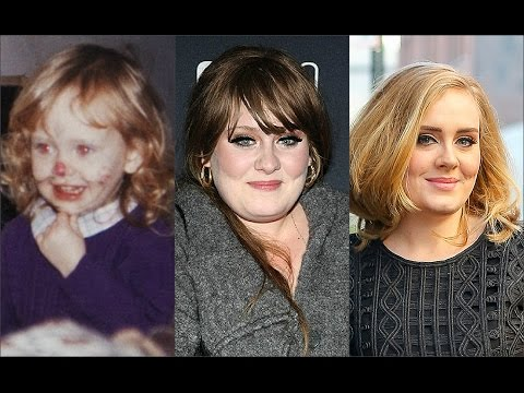 Adele : A Life In Pictures