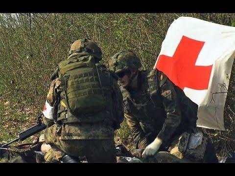 Sanitäter logo bundeswehr  Informationslehrübung des Sanitätsdienst der Bundeswehr ...