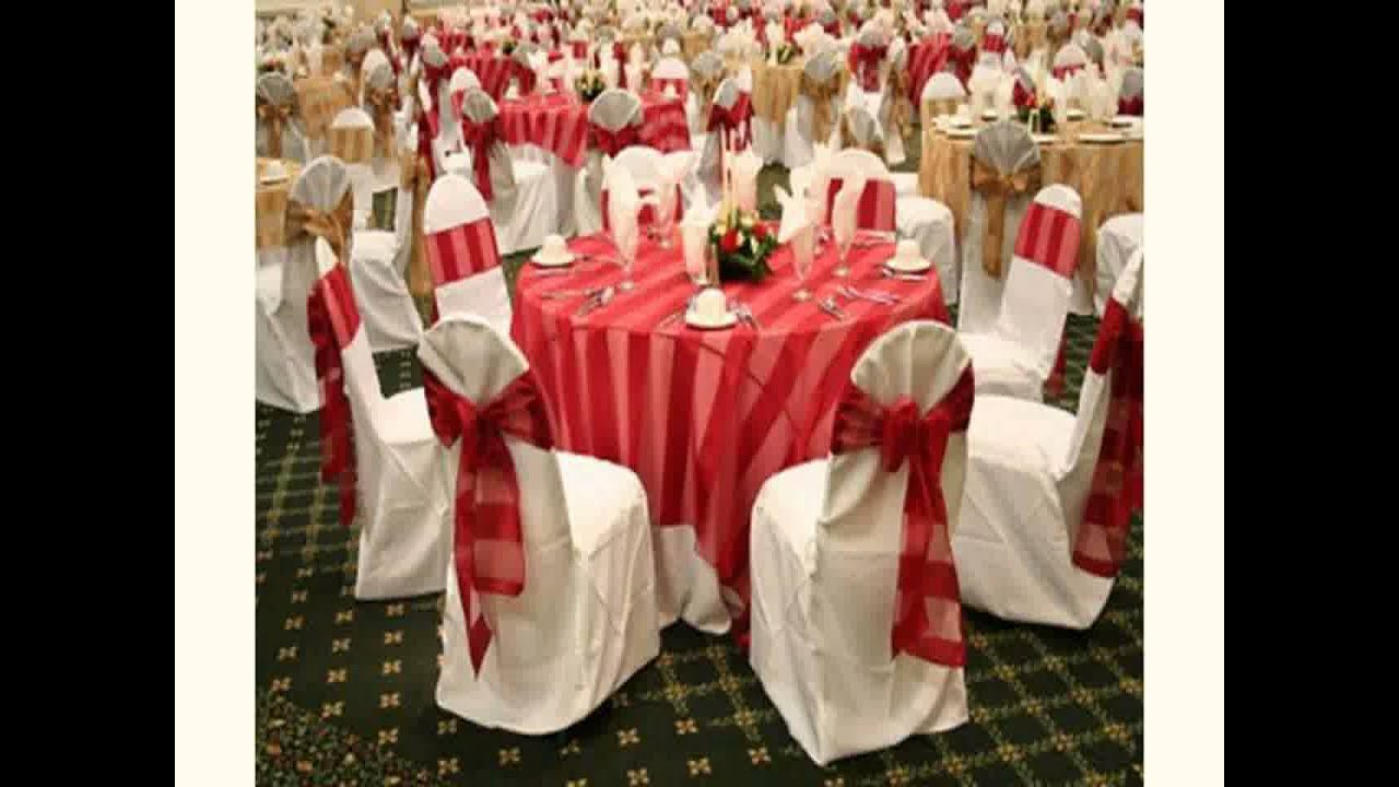 Best Wedding Hall Decoration Ideas - YouTube