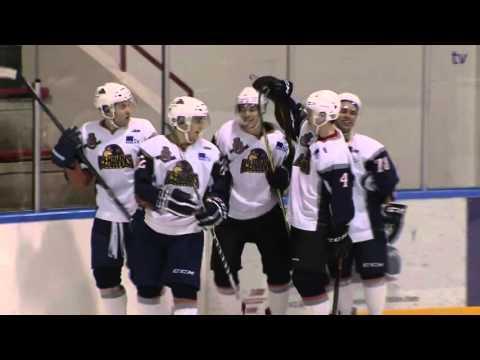 Sam Kozlowski # 9-Delta Ice Hawks VS Grandview Steelers Jan 19/16