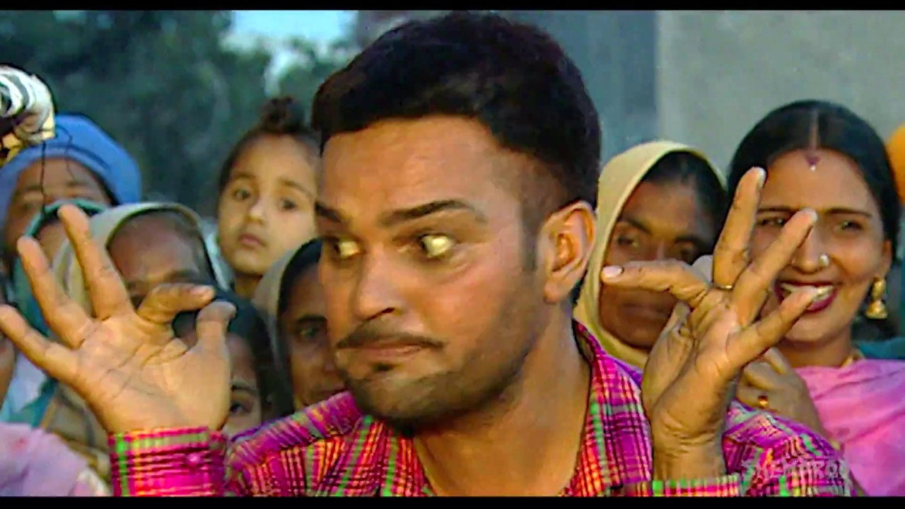 Best Punjabi Comedy Movie 2017  Gurchet Chitarkar -5056