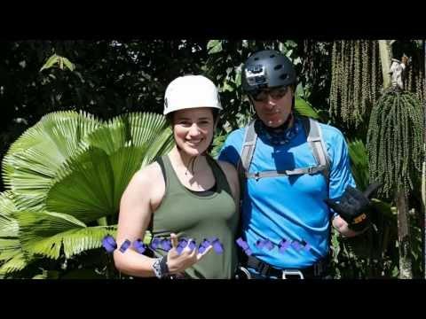 POV, Costa Rica Adventure using a Go Pro