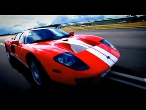 Ford Gt Challenge Part  Top Gear Bbc