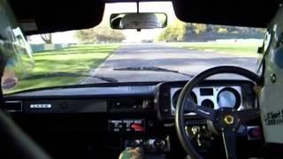 Lotus Lada Replica at the Croft Circuit 7.11.2013 take three