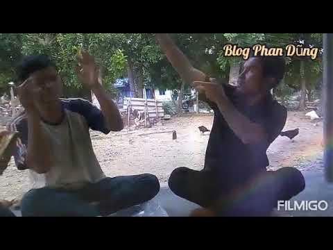Cười đau ruột - Điệu múa chăm của Mang Thu