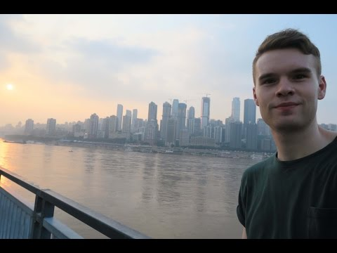 DAY 4 - AMAZING CHONGQING SKYLINE