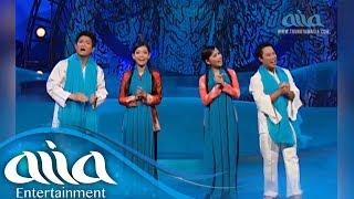 «ASIA 40» Tiếng Dân Chài - Mạnh Đình, Hà Phương, Diệp Thanh Thanh, Johnny Dũng
