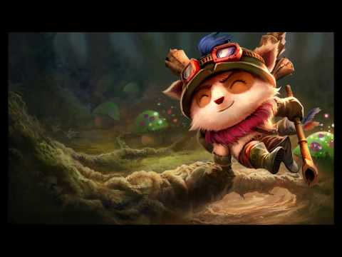 Every League of Legends champion represented by a song