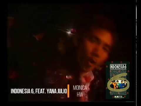Indonesia 6, Feat  Yana Julio - Monica (1989) (Selekta Pop)