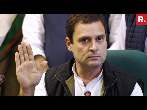 Rahul Gandhi's Latest Interview Cannot Be Aired