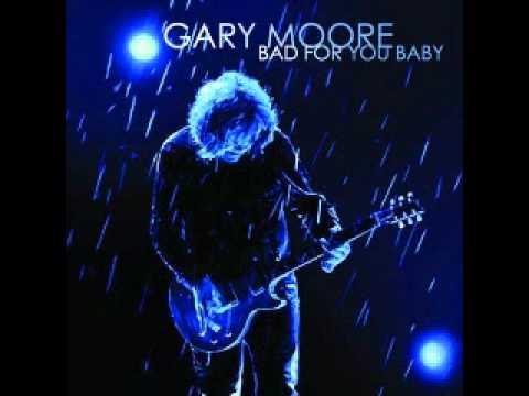 Клип Gary Moore - Trouble Ain't Far Behind