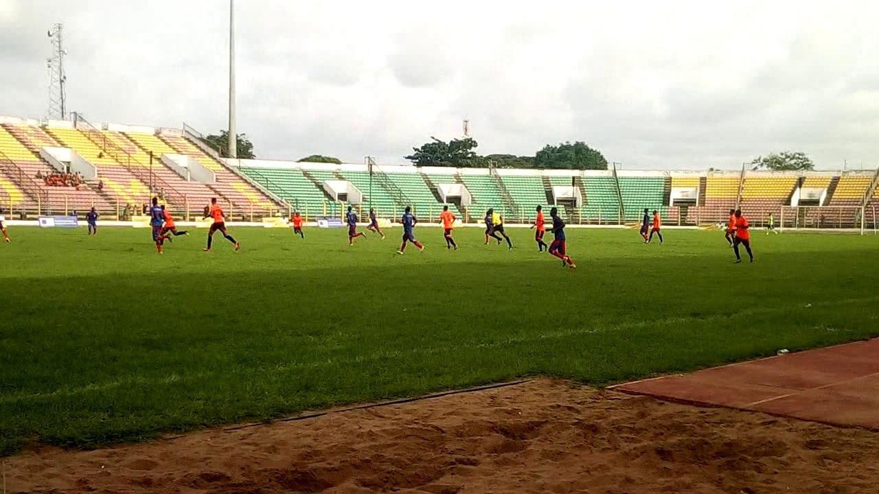 Vitalor Ligue 1: Dragons FC - AS Tonnerre. Trinité Singbo
