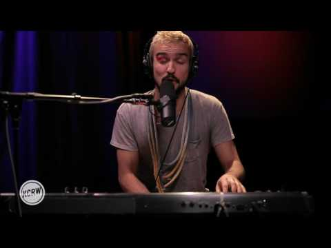 "Gabriel Garzón-Montano performing ""Crawl"" Live on KCRW"