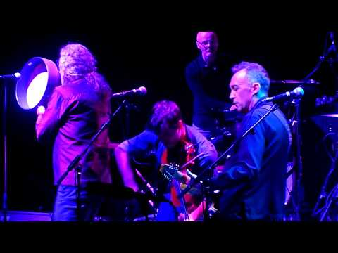 Robert Plant - Carry Fire - Royal Albert...