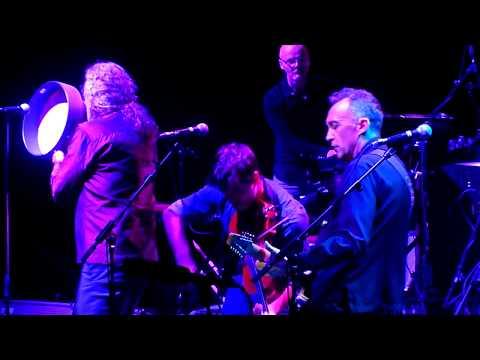 Robert Plant - Carry Fire - Royal Albert...