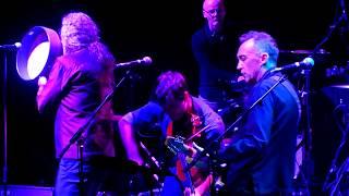 Robert Plant - Carry Fire - Royal Albert Hall, London - December 2017