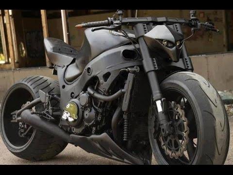 Kickass Suzuki Hayabusa Custom Streetfighter Monster Bike