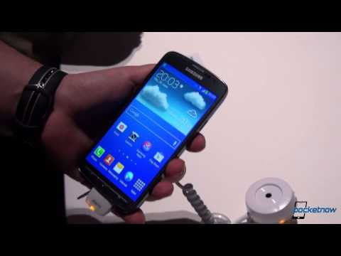 Samsung Galaxy S4 Active Hands On
