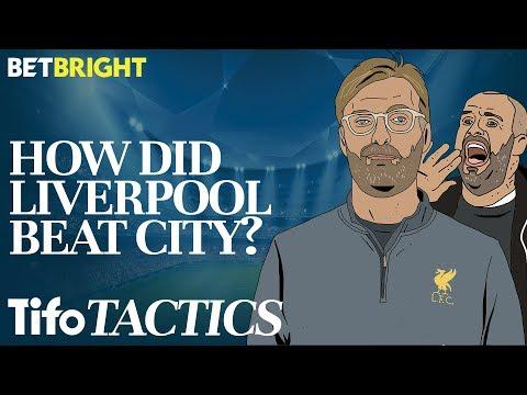 How did Liverpool beat Man City? | Champions League Tactics