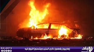 بالفيديو.. بكري: إرهابيون بأسلحة نارية قطعوا الطريق الدائري