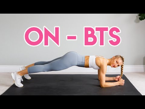 Bts방탄소년단   On Full Body Workout Routine