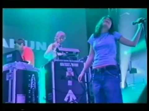 FC Kahuna - Glitterball - T In The Park 2003