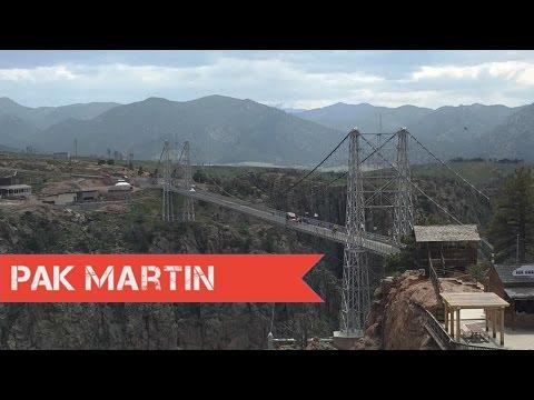 Taman Royal Gorge di Colorado | Vlog 129