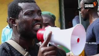 ENDSARS Protest Reignited In Lagos After Fatal Shooting of Kolade Johnson By Policemen