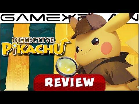 Detective Pikachu - REVIEW (3DS)