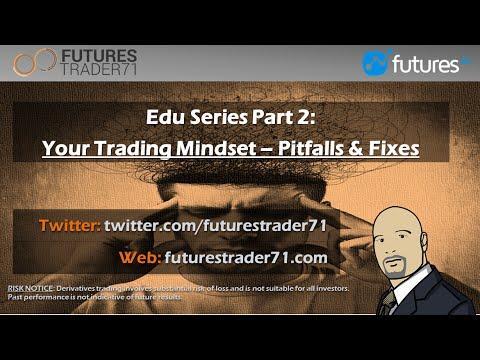 06-23-2016 Part 2: Your Trading Mindset – Pitfalls & Fixes - Futures.io