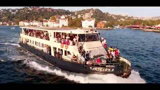 "Video Fly around at the bosphorus with sea motor ""Kardelen"" download MP3, 3GP, MP4, WEBM, AVI, FLV September 2018"
