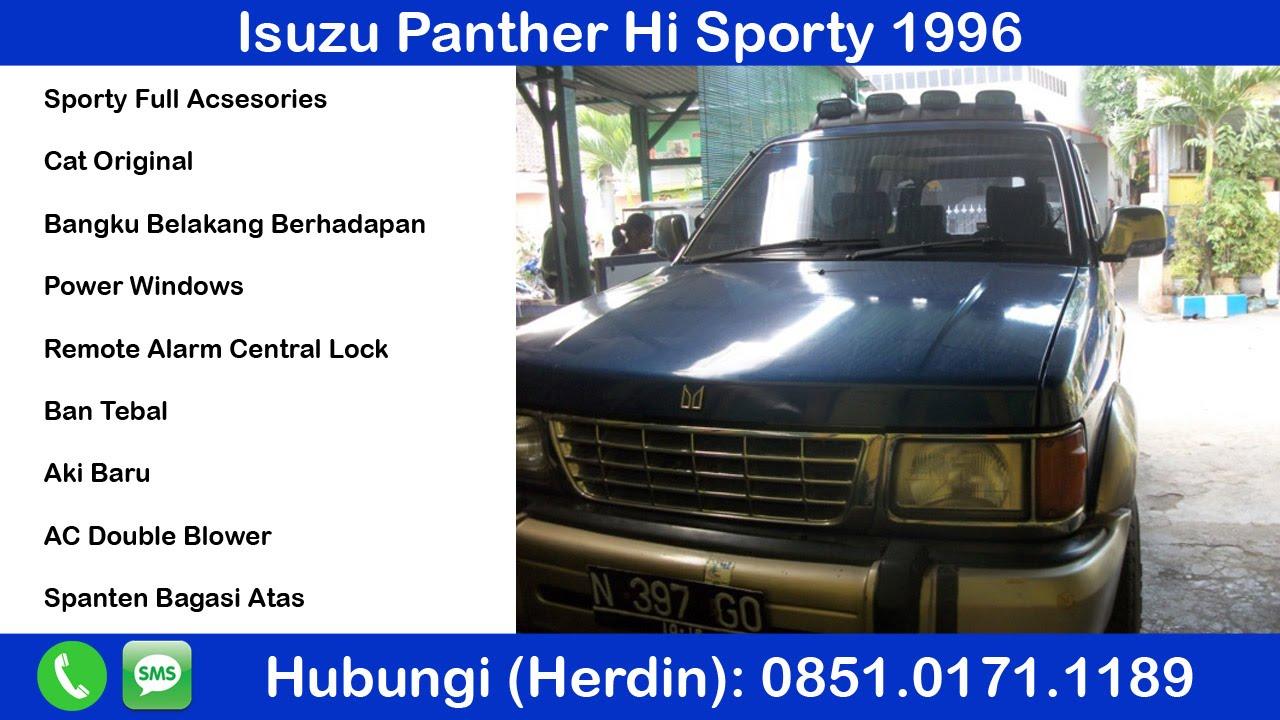 Cari Mobil Bekas Murah Bagus, Cari Mobil Bekas Panther ...