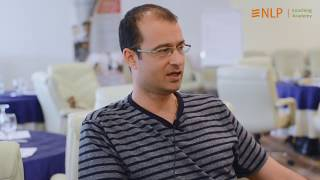Vikram Dhar NLP Trainer: How did i get into NLP?